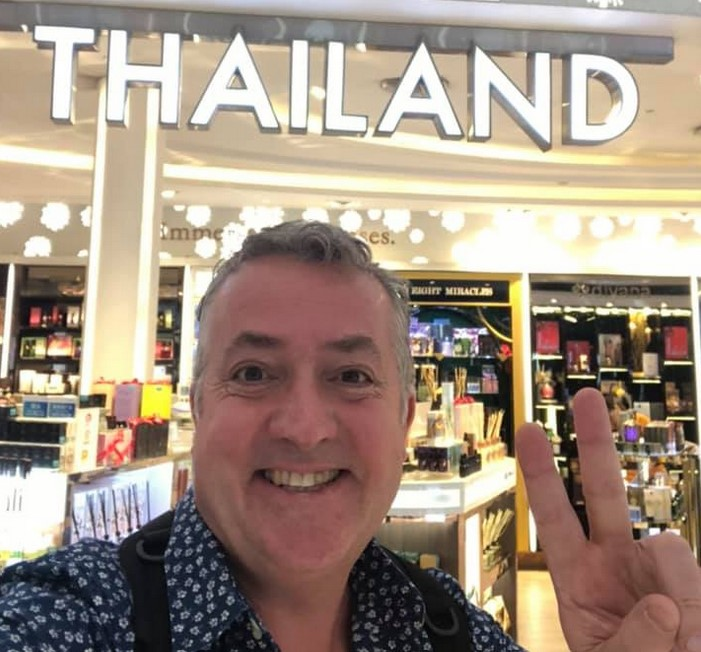 Thailand and Home