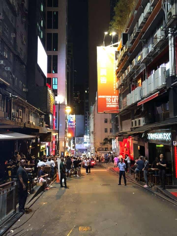 Hong Kong, Asia