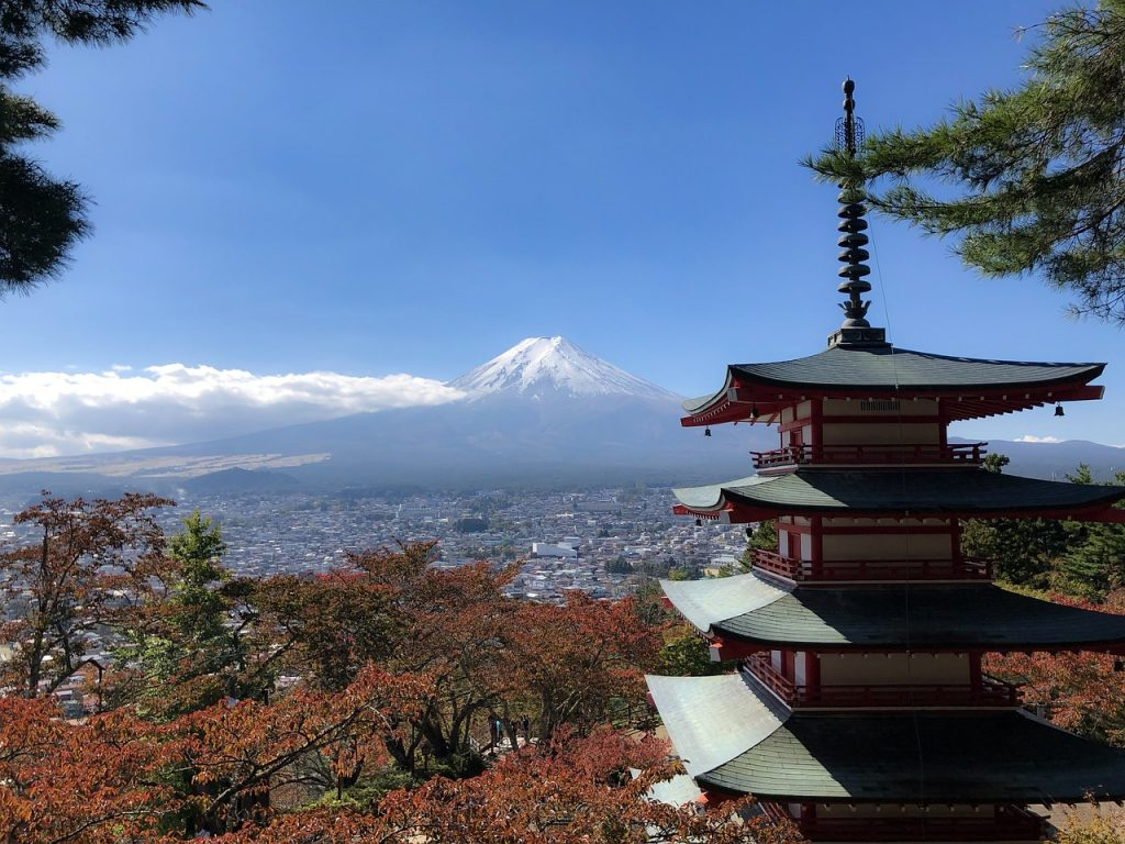 mt fuji, fuji mountain, Japan, Asia, Destinations