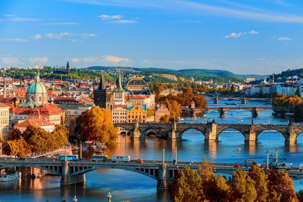Prague, Czech, Just One for the Road, Travel Blog
