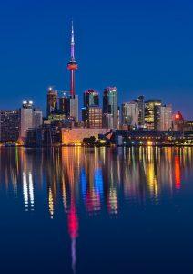 CN Tower, Toronto, Canada, North America
