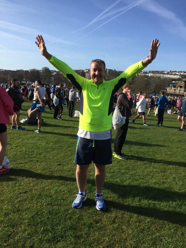 Sport, Rupert, Brighton Marathon 2015
