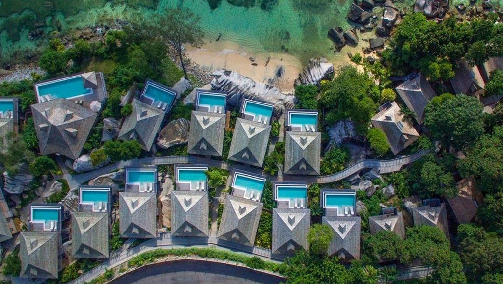Hilton Northolme, Seychelles