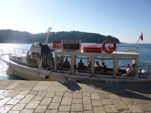 Cavtat Water Taxi, Croatia