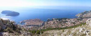 Cable Car Views, Dubrovnik, Croatia
