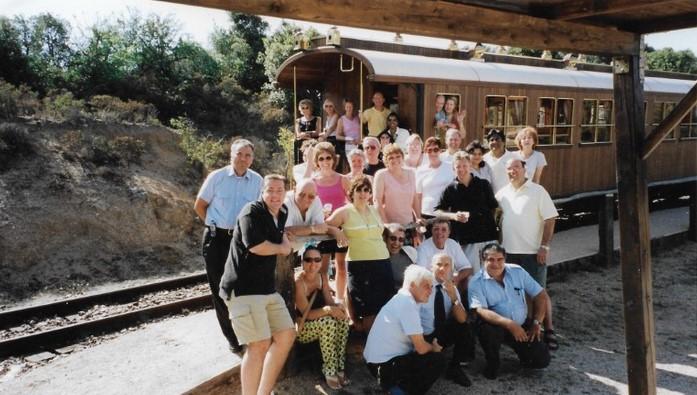 Sardinia ABTA Midlands Region 2001