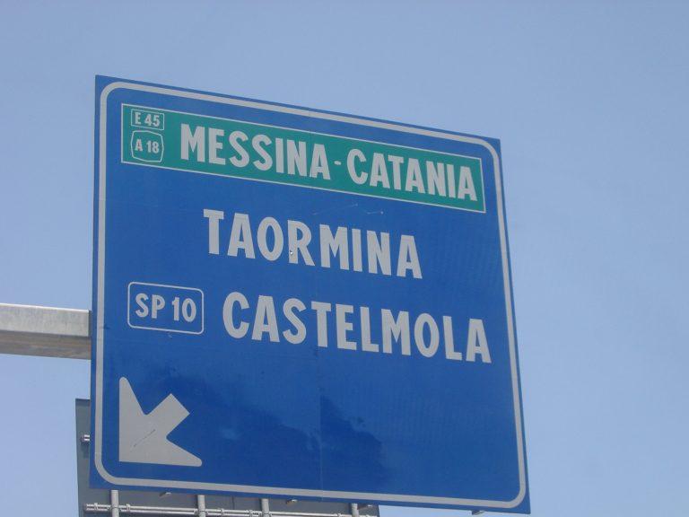 2002 Sicily Road Trip