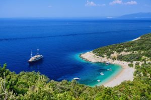 Lucbenice, Cres, Croatia