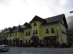 Hotel Kotnik, Kranjska Gora, Slovenia