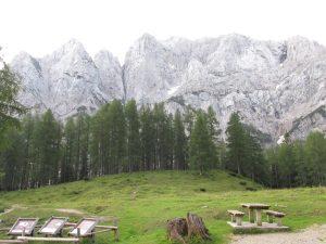 Julian Alps, Kranjska Gora, Slovenia