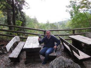 Savica Waterfalls, Bohinj, Slovenia