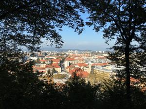 Skyline, Ljubljana, Slovenia