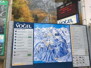 Vogel, Bohinj Slovenia