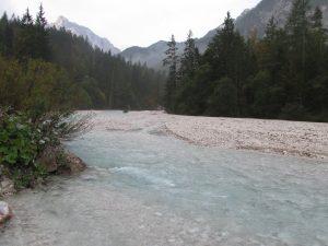 Sava River, Slovenia