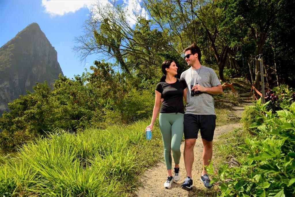 Ladera Ridge Hiking