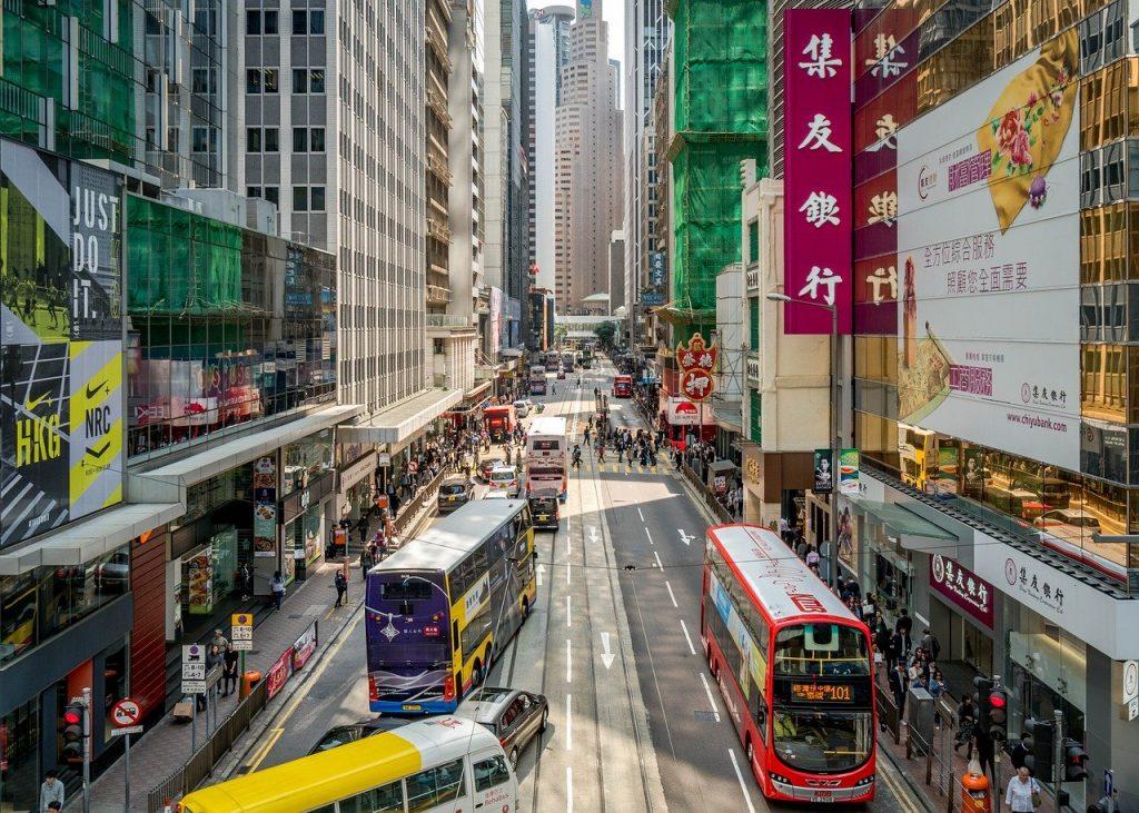 city, road, horizontal