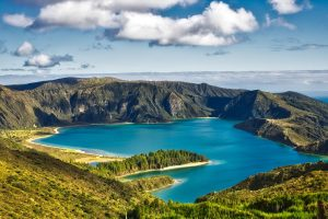 The Islands of the Azores